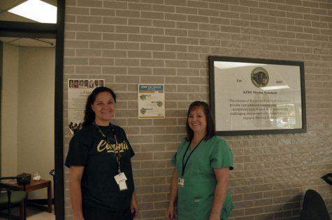 School nurse braces for cold and flu season
