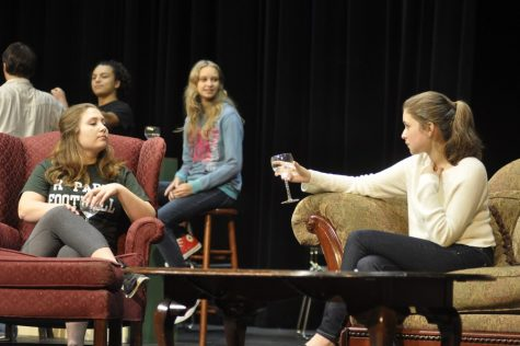 """K-Park theatre gets """"inn"""" to the swing of its fall production"""