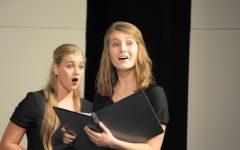 Slideshow: Choir's fall concert