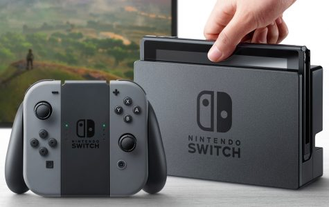 Nintendo switches it up with new gaming console