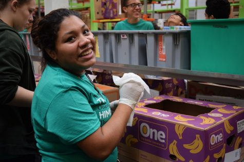 Slideshow: Freshman give back at Day of Service 2016