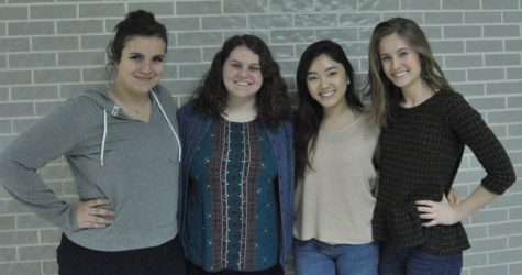 K-Park choir girls make state-ment at all-state choir