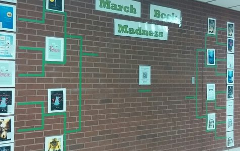 Castille brings March (Book) Madness to the library