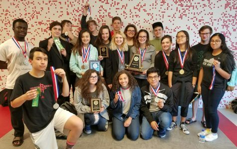 Academic team makes a State-ment
