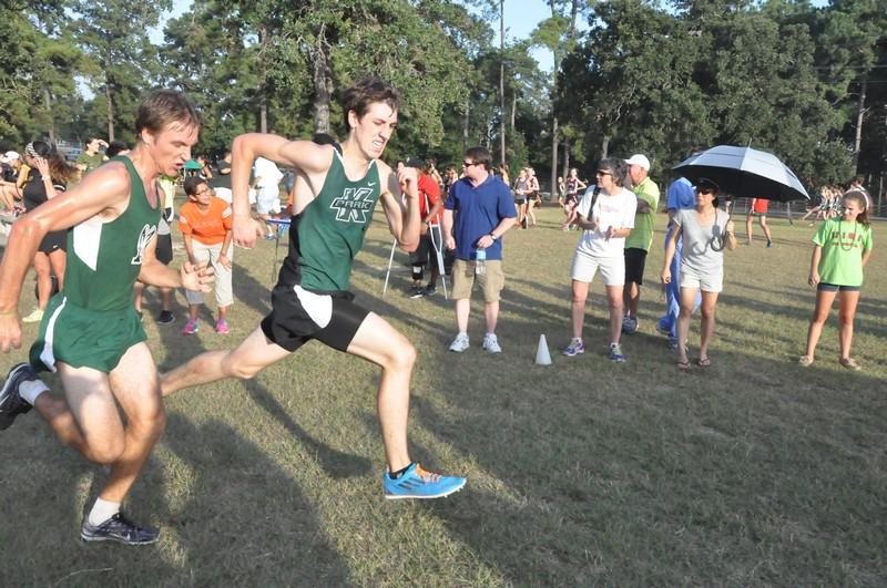 Cross Country teams build up strength for final month [Photo Gallery 9.23]