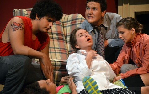 """""""Death by Chocolate"""" showcases talented theater program [Photo Gallery 9.25]"""