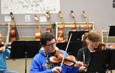 Annual orchestra fall concert aims to please