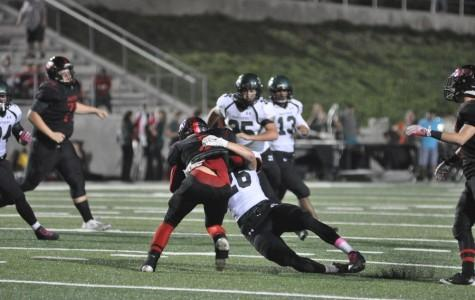 Panthers Vs. Spartans [Photo Gallery 10.23]