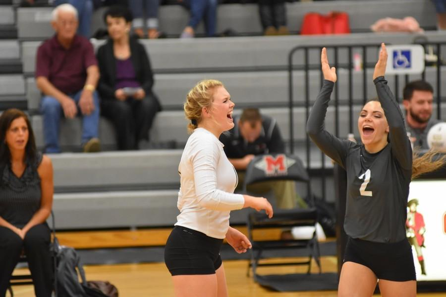 Volleyball Playoffs bring the team closer personally as they represent KPARK.