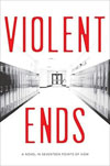 Violent Ends written by 17 authors, enters you into the lives of people affected by a shooting.