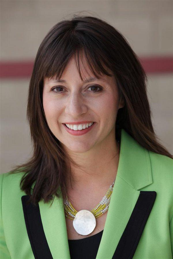 Dr. Liz Fagen. Photo credit Humble ISD.
