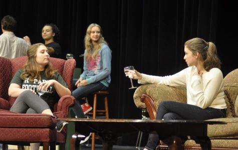 "K-Park theatre gets ""inn"" to the swing of its fall production"