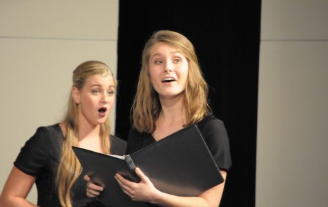 Slideshow: Choir's fall concert