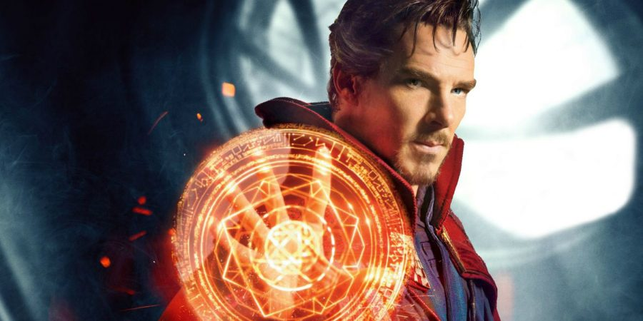 An+official+promo+image+of+Benedict+Cumberbatch+in+the+role+of+Steven+Strange.