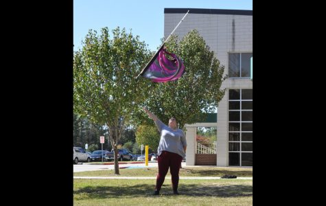Color Guard excels under new director