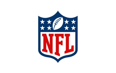 The official logo of the NFL.