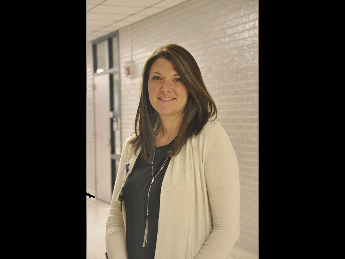 Tiffany Major took Jamie Deborde's position as the school's new AP.