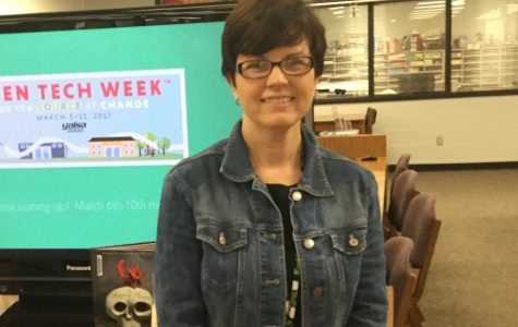 New librarian brings life to K-Park's library