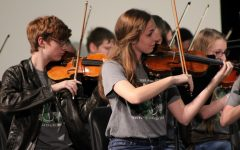 Slideshow: Orchestra's Benefit Concert raises over $1,000 for Wounded Warrior Project