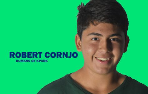 Humans of KPark - Robert Cornejo