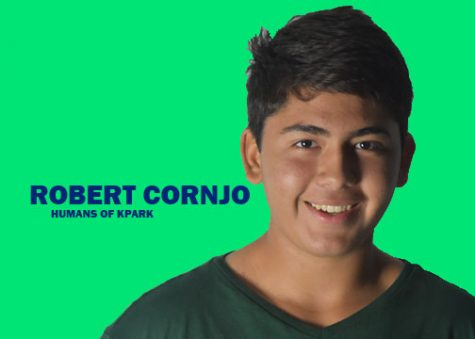 Humans of KPark – Robert Cornejo