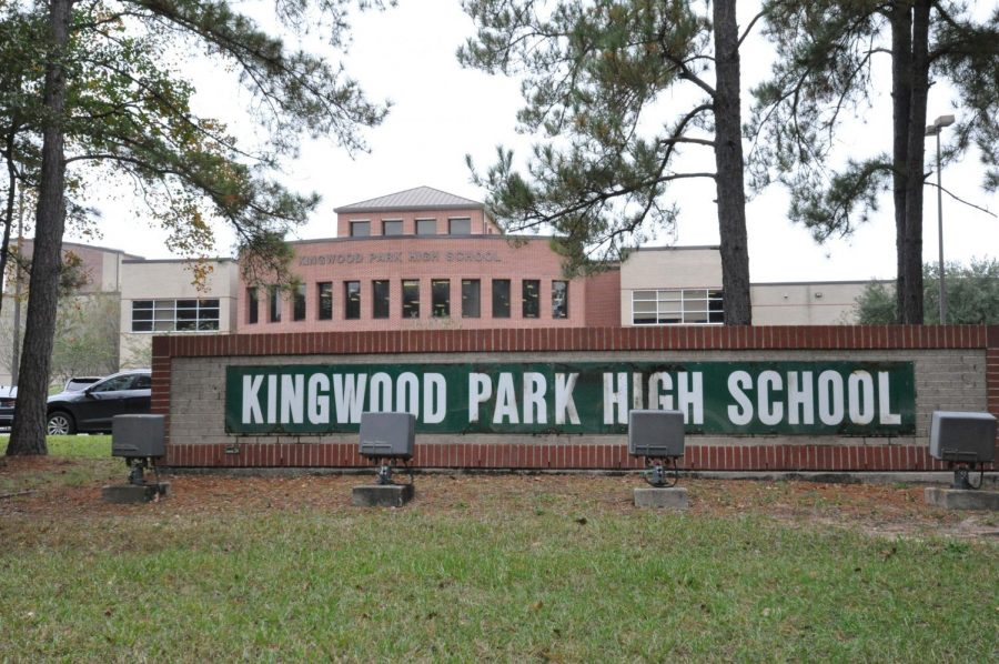 Kingwood+Park+has+taken+extra+precautions+to+disinfect+the+school+on+a+nightly+basis+to+help+lessen+the+chance+of+hand%2C+foot+and+mouth+disease+infecting+more+students.