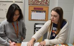 Young teachers bring  enthusiasm to classes