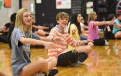 New dance class targets boys