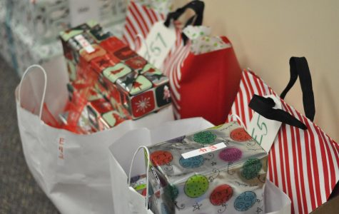Angel Tree allows students, staff to make impact