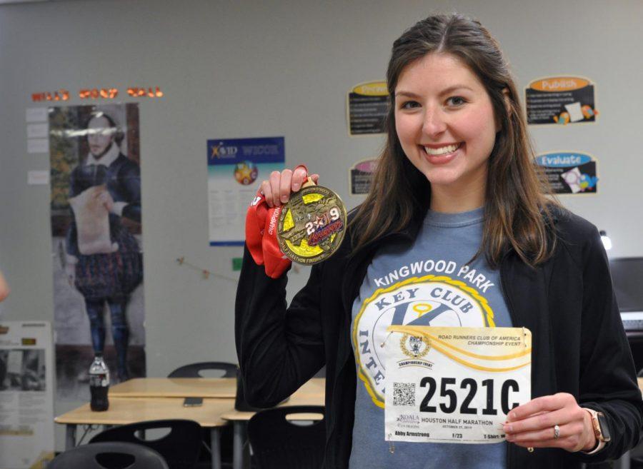 Marathon motivates Armstrong