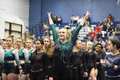 Winters finds niche in gymnastics