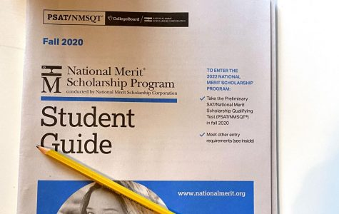 Freshmen through juniors will take the PSAT on Oct. 14. The students have not taken a standardized test on campus since before the pandemic struck last March.