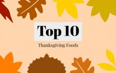 10 best foods for Thanksgiving