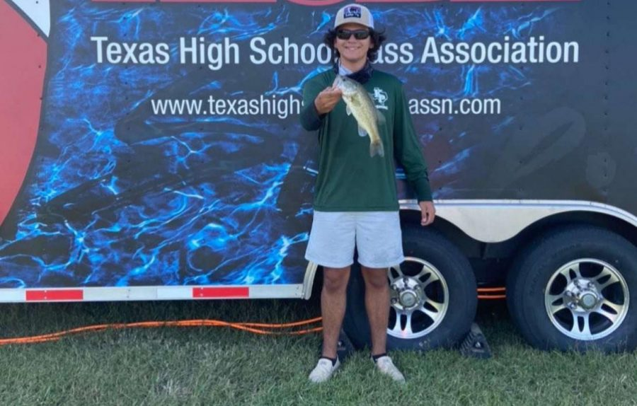 Sophomore+Devin+O%27Neal+hopes+to+become+a+bass+fisherman+when+he+is+older.+He+already+competes+in+a+number+of+tournaments+each+year+with+his+grandfather.+