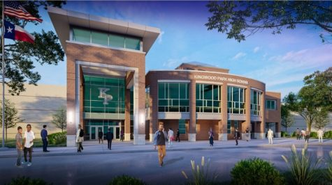 With renderings courtesy of PBK Architects, community members can see the vision for the main entrance of the building, which is expected to be completed by 2022.