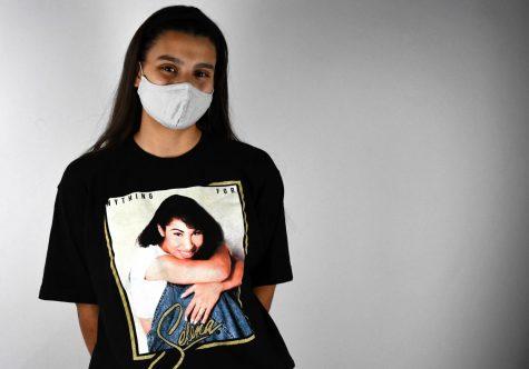 Kathleen Ortiz found comfort in Selena Quintanilla-Pérez