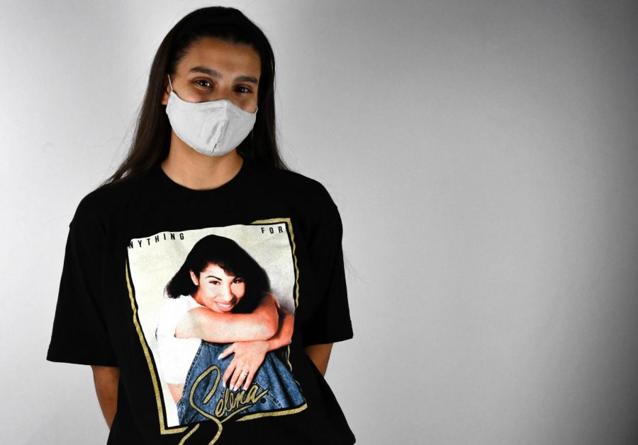 Kathleen Ortiz found comfort in Selena Quintanilla-Pérezs music when she struggled with her own identity of fitting in.