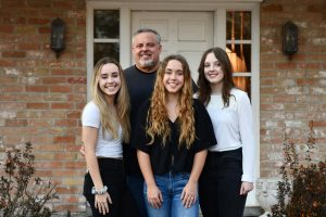 The Kirsch family - Katherine, Gene, Nicole and Kim - have relied on each other for the past seven years since the girls' mom and Gene's wife of 17 years passed away. They still live in the same house that Gene and Kristine bought together in 2010.