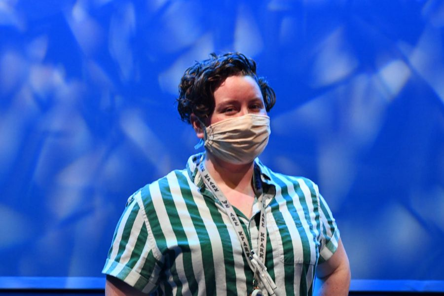 Jami+Windham+is+in+her+second+year+of+teaching+in+the+theater+program.+