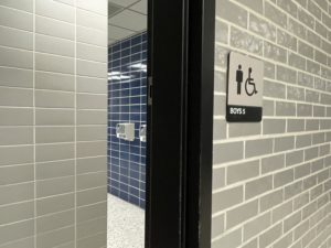 TikToks Devious Licks challenge started impacting students on campus. At one point during the week it was especially hard to find hand soap in the boys bathrooms.