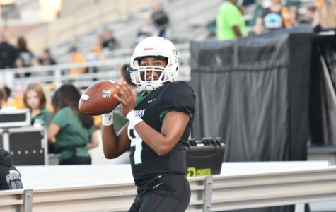 Sims takes advantage of opportunities at QB